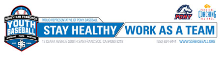 South S.F. SPMPW Baseball League